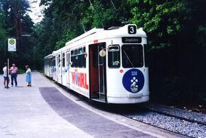 Tiergarten lijn 3