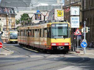 Poststraße lijnS4 GT8-100C-2S