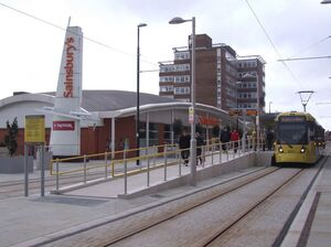 Oldham Central M5000