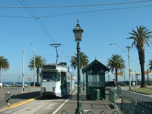 South Melbourne Beach lijn1 Z3
