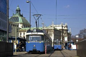 Karlsplatz lijn28 P316