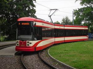 Abrahama lijn11 NGT6-2GD