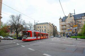 Jolie-Curie-Platz lijn5 MGT6D