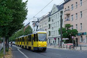 Sandinostraße lijnM5 KT4D