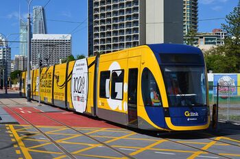 Surfers Paradise GLink Flexity2