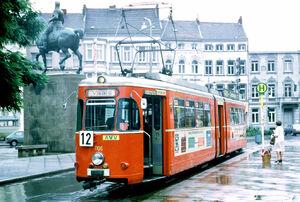Kaiserplatz lijn12 WestwaggonAM6D