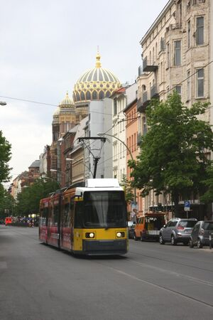 Monbijouplatz lijnM6 GT6N