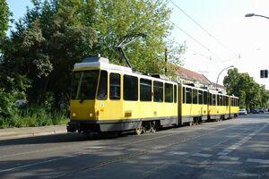 Oberseestraße lijnM5 KT4D