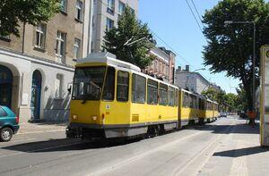 Gustav-Adolf-Straße lijnM13 KT4D