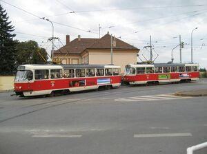 Ke Stírce lijn14 T3RP