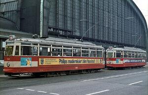 Hauptbahnhof V7E lijn1 9