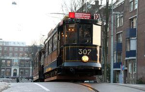Museumtram 307 Amsterdam