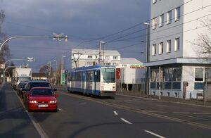 RudolfDieselStraße lijn26 M8