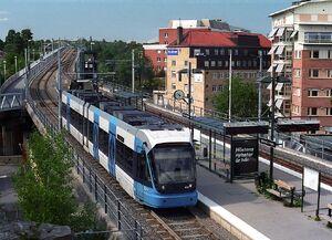 Stora Essingen lijn22 A32