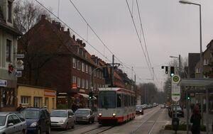 Friesenstraße lijn301 M6