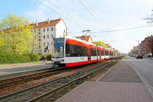 P.-Suhr-Straße lijn2 MGT-K
