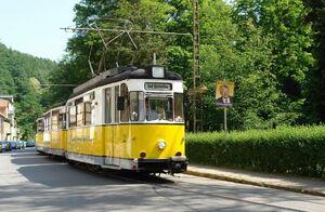 Bad Schandau Stadtpark T57