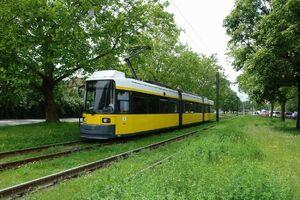 Bornholmer Straße lijn50 GT6N