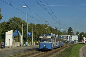 Maria-Ward-Straße lijn37 P316