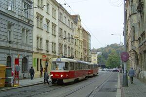 Náměstí bří Synků lijn18 T3
