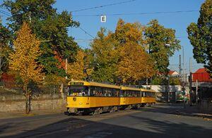 Wasastraße lijnE13 T4D
