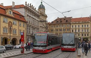 Malostranské náměstí lijn20 15T
