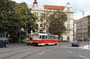 Náměstí Kinských lijn6 T3RP