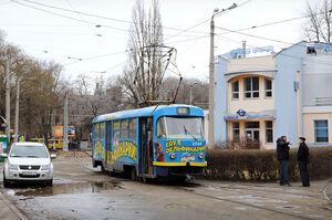 Kulikovo Pole lijn17 T3SU