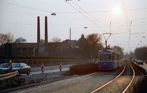 Maria-Ward-Straße lijn12 M5