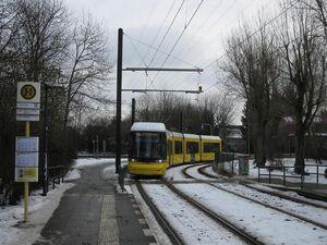 Arnimstraße lijnM5-Flexity