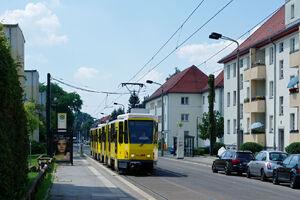 Würtzstraße lijn50 KT4D