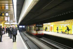 Heussallee Museumsmeile lijn16 B