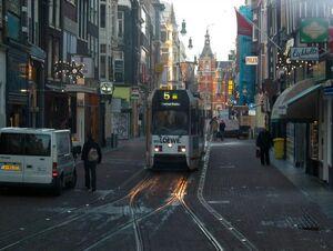 Leidsestraat lijn5 11G