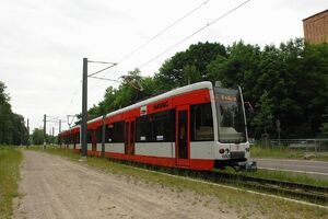 Spechtweg lijn5 MGT-K