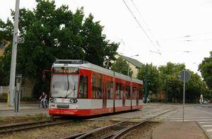 Böllberg lijn1 MGT6D