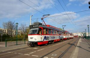 Veszpremer Straße lijn1 T4D
