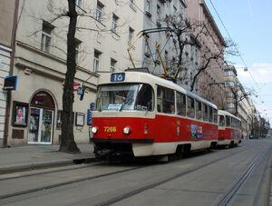 Štěpánská lijn16 T3SUCS
