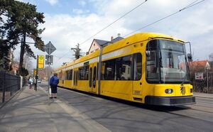 Hermann-Seidel-Straße lijn6 NGT6DD