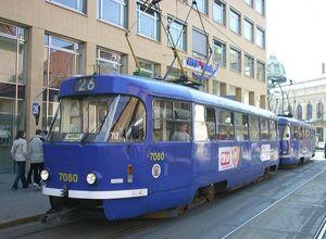 Náměstí Republiky lijn5 T3SUCS