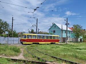Odinnadtsataya Stantsiya lijn26 T3SU