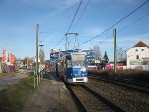 Petridamm lijn4 T6A2