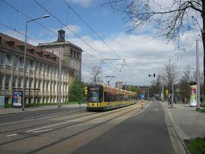Strehlener Platz lijn11 NGTD12DD
