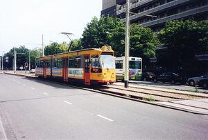 ZGT lijn 13 Bentincklaan