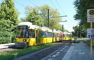 Arnimstraße lijnM17 GT6N-Z