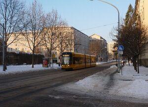 Dürerstraße lijn11 NGTD8DD