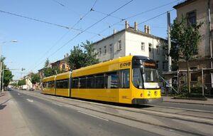 Koblenzer Straße lijn6 NGTD8DD