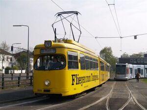 BenrathLijn701Eindpunt-GT8