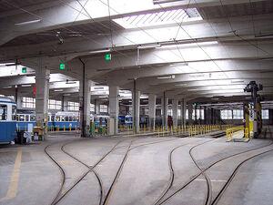Depot Wollishofen