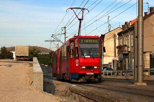 Gospodarska Mehana lijn3 KT4YU-M