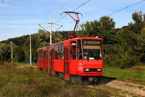 Rasadnik lijn3 KT4YU-M